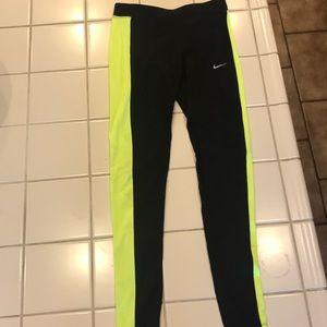 Neon Nike Leggings